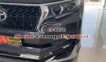 Land Cruiser Prado 2020 model Gray Colour full