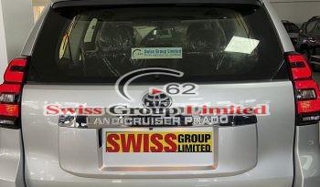 Land Cruiser Prado lexusface Petrol full