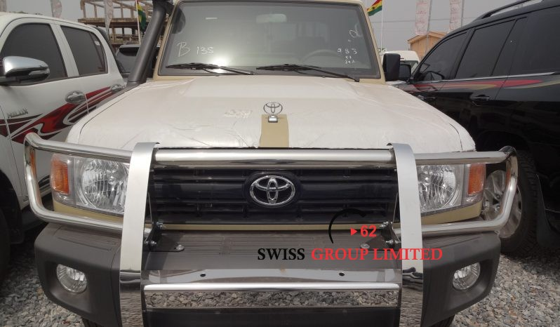 Toyota Landcruiser Pick Up 4.2L Diesel Double Cab full