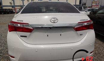 Toyota Corolla 2.0L Petrol full