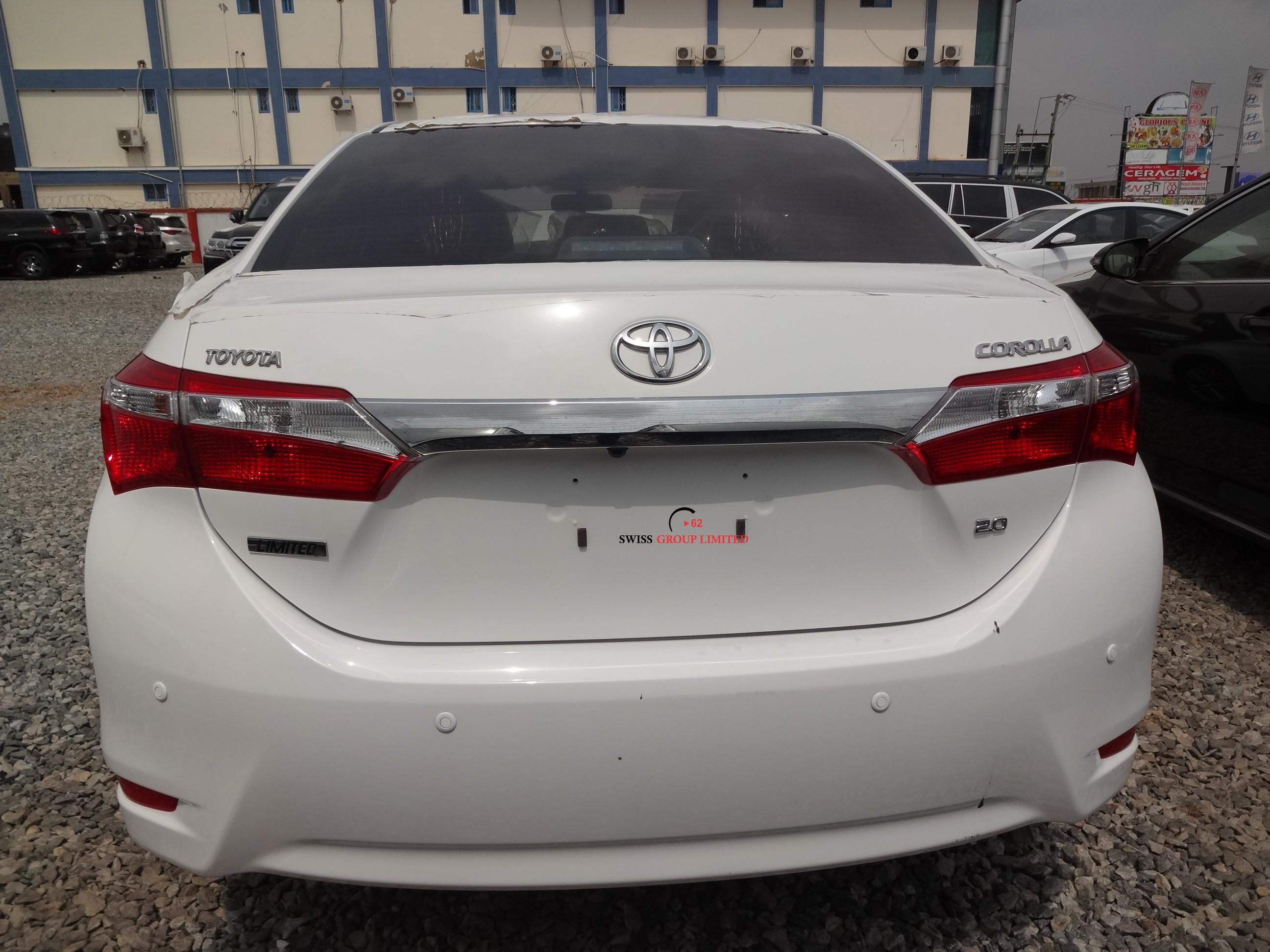 Kekurangan Toyota Corolla 2.0 Spesifikasi
