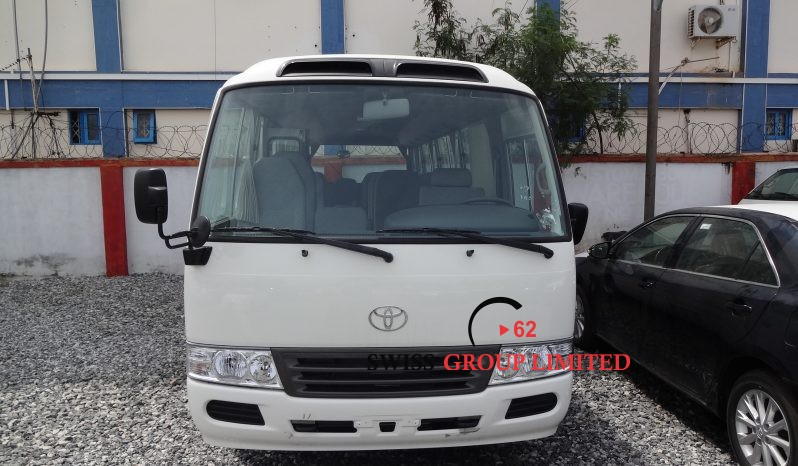 Toyota Coaster 4.2L DIESEL – STD ROOF full