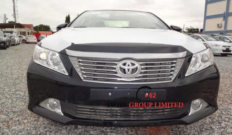 Toyota Camry 2.5L Petrol full