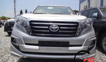 Toyota Land Cruiser Prado VXL 3.0l- 2017 Model full