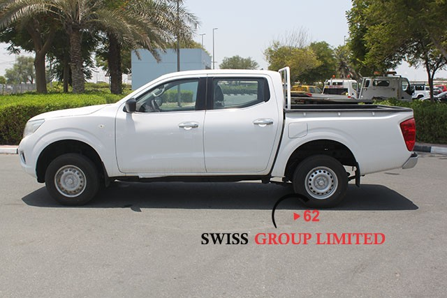Nissan Navara SE Double Cabin Pick Up full