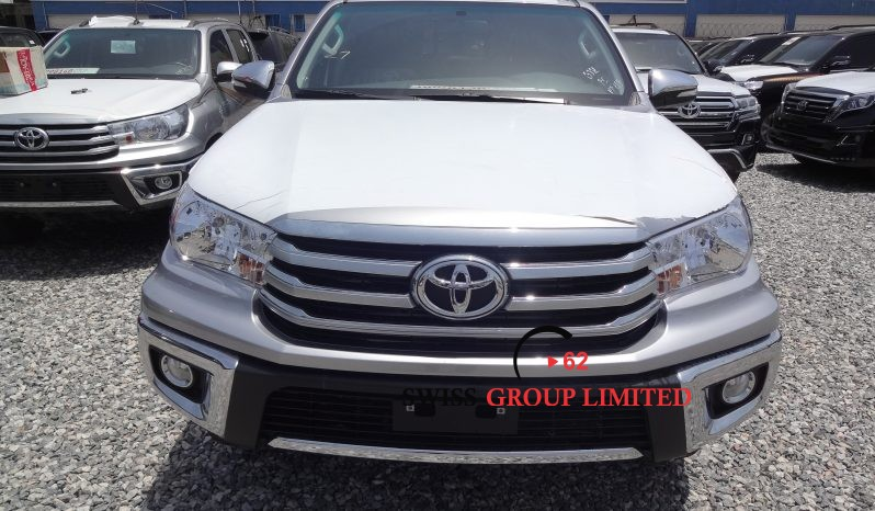 Toyota Hilux D/Cabin P/up full