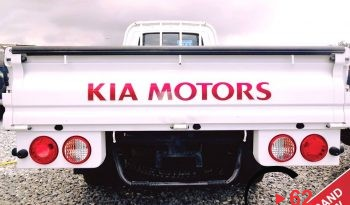 KIA Pick up single cabin full