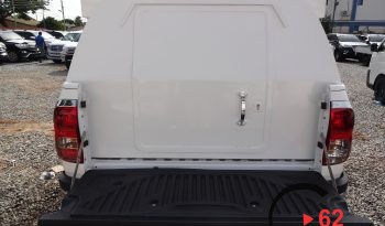 Toyota Hilux Double Cabin Armored Cash Van full
