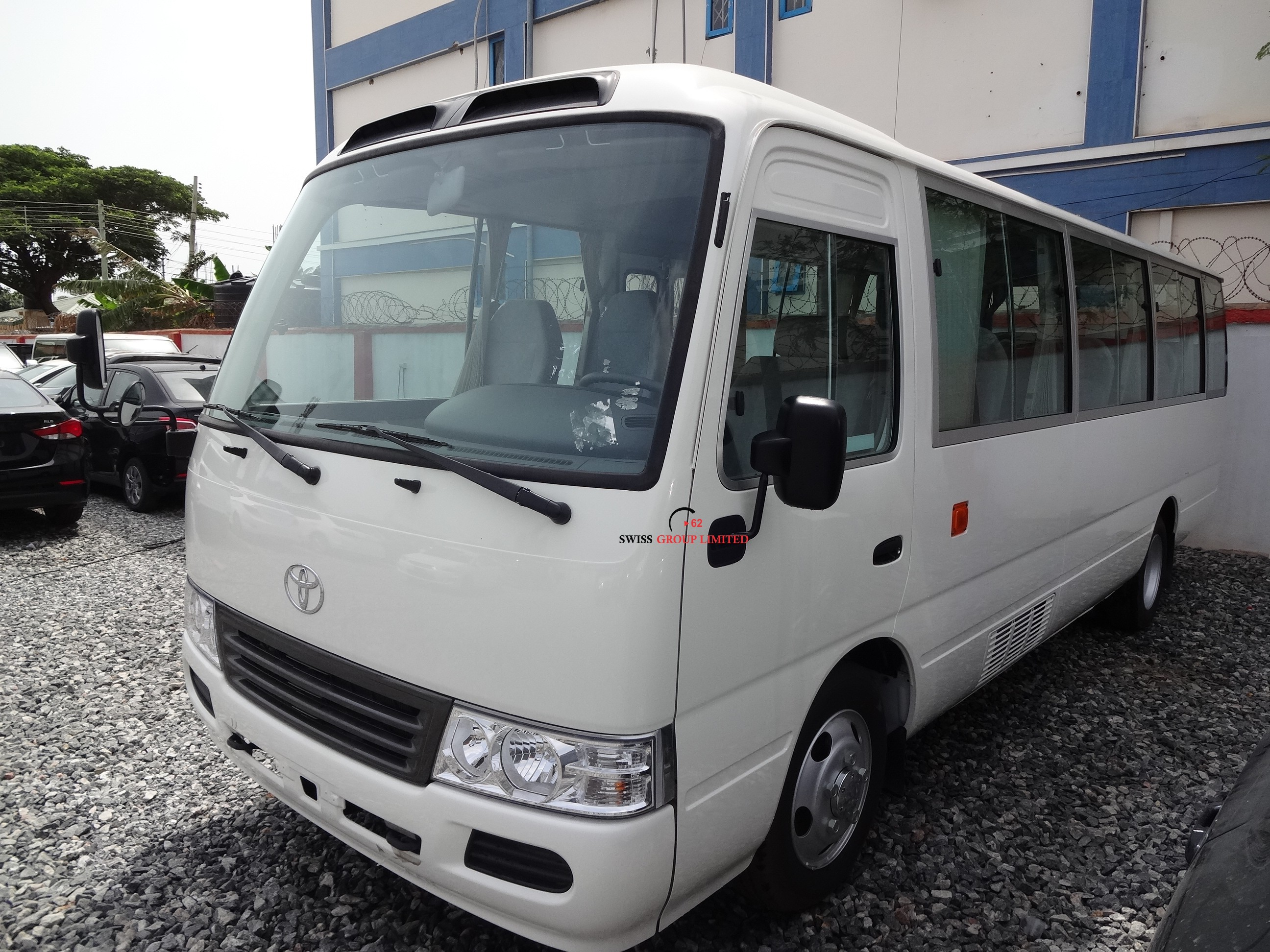 Toyota Coaster 4 2l Diesel Swiss Group Limited