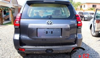 Toyota Land Cruiser Prado 2018 full