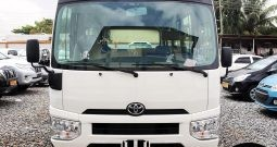 New Toyota Coaster Bus 4.2L