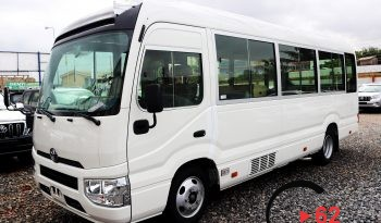 New Toyota Coaster Bus 4.2L full