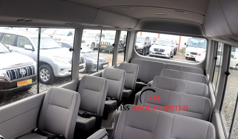 New Toyota Coaster Bus 4.2L full