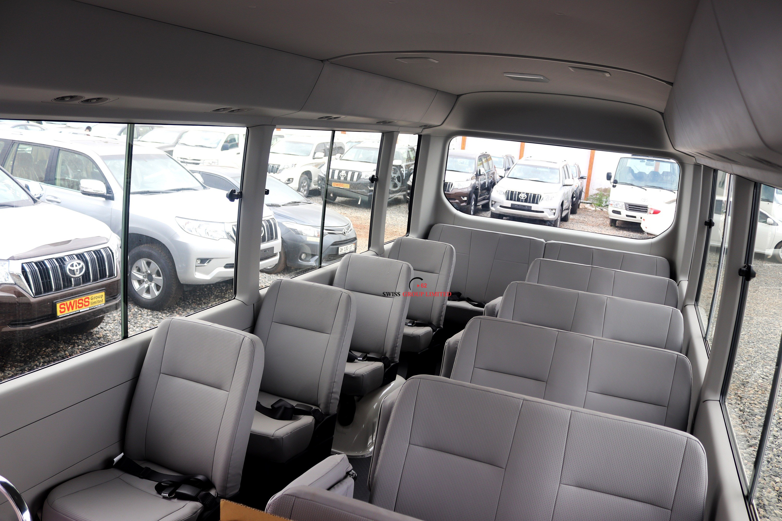 New Toyota Coaster Bus 4 2l Swiss Group Limited