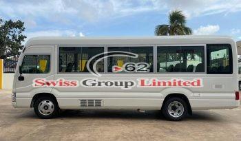 Toyota Coaster Bus full