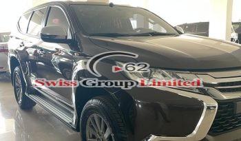 Montero Sport 2020 model Brown full