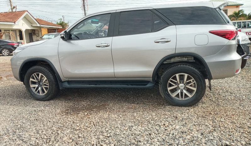 Toyota fortuner 2019 model full