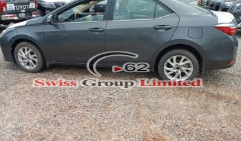 Toyota corolla 2018 model full