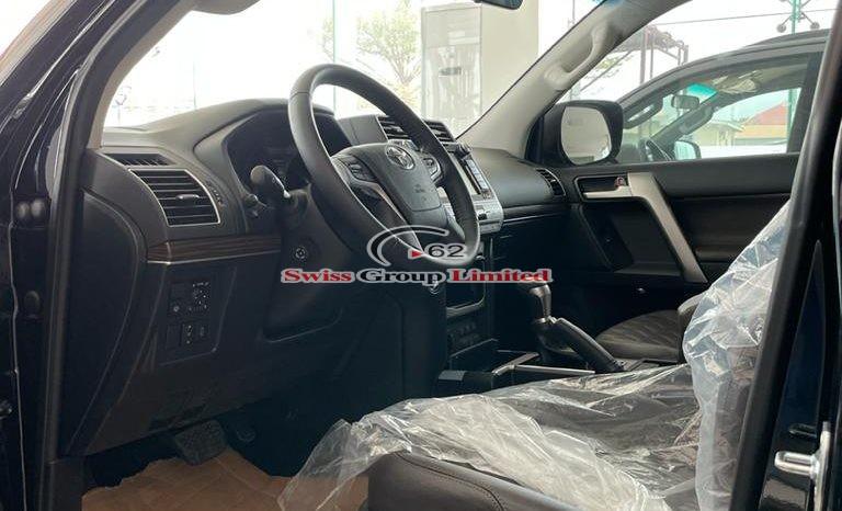 Land Cruiser Prado 2020 Model Diesel full