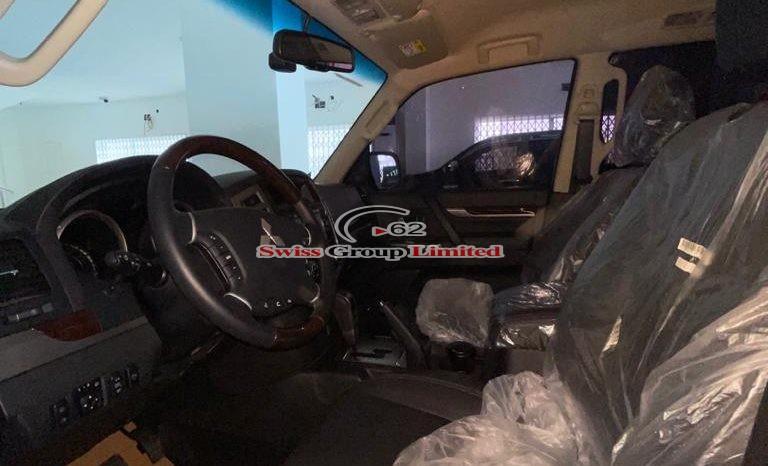 Mitsubishi Pajero 2020 model full
