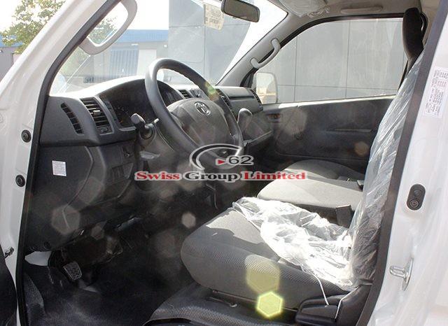 Toyota haice van 2018 model full