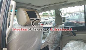 Mitsubishi Pajero 2017 full