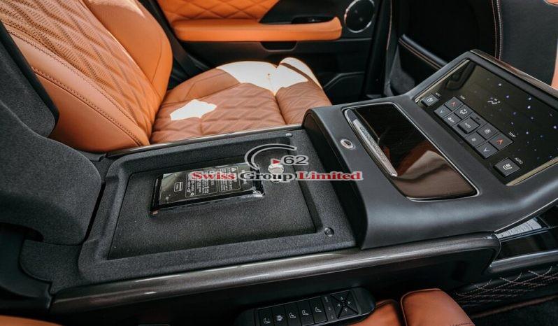 Lexus Lx 570 MBS full