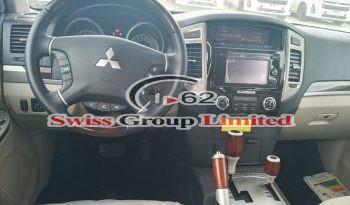 Mitsubishi pajero 2017 model full