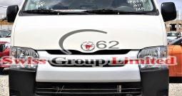 Toyota haice van 2020 model
