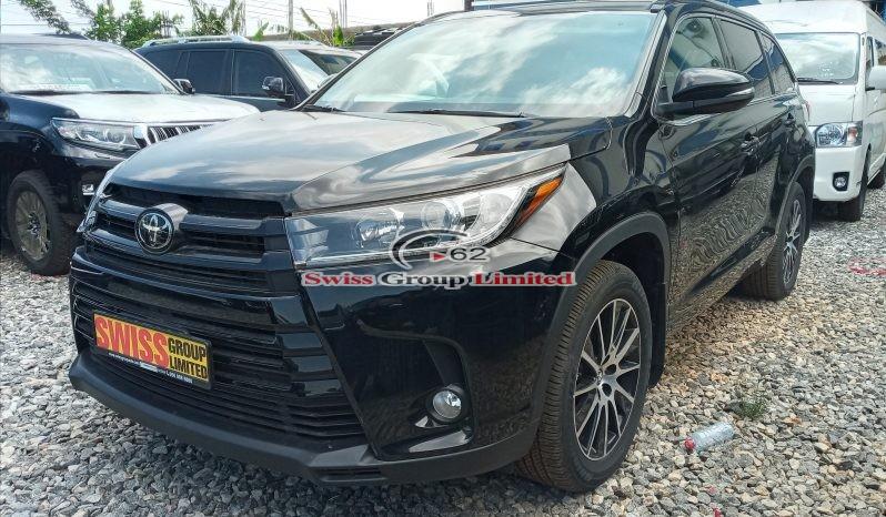 Toyota highlander 2018 model full