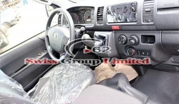 Toyota haice van 2020 model full