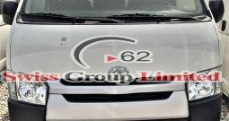 Toyota haice van 2018 model