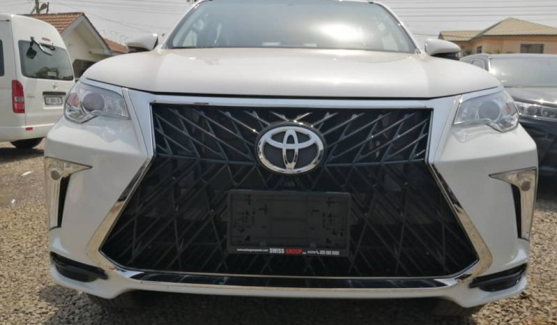 Toyota fortuner 2020 model full