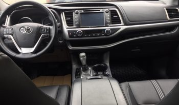 Toyota highlander 2019 model full