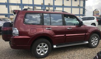 Mitsubishi Pajero 2017 model full