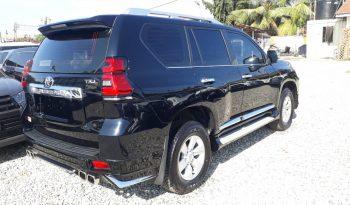 Land cruiser prado 2019 model full