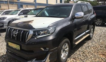 Land cruiser prado 2019 model full