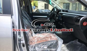 Toyota hilux pickup full