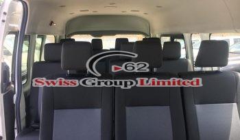 Toyota haice hiroof bus 2019 model full