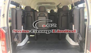 Toyota haice hiroof bus full