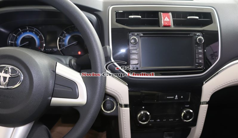 Toyota Rush 2020 model full