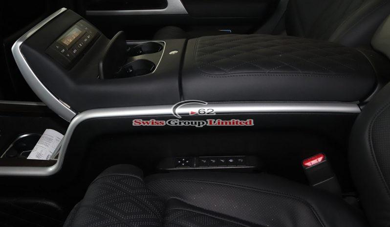 Land Cruiser V8 VXR MBS 2020 Model full