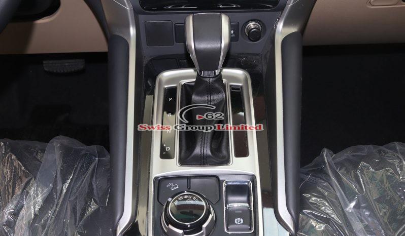 Montero Sport 2020 model full