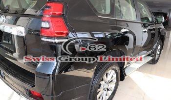 Land cruiser prado 2020 model Lexus Face full