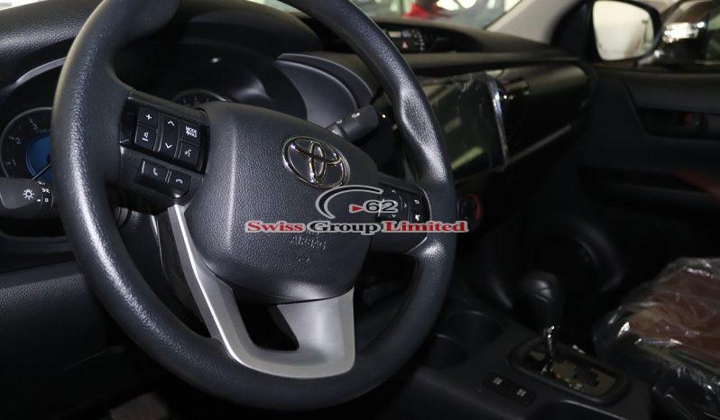 Toyota hilux pickup(Automatic key Grey) full