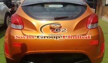 Hyundai veloster 2015 model full
