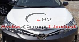 Toyota corolla 2018 model