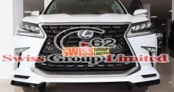 Lexus Lx 570 White
