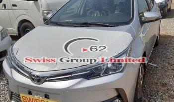 Toyota corolla 2018 model full